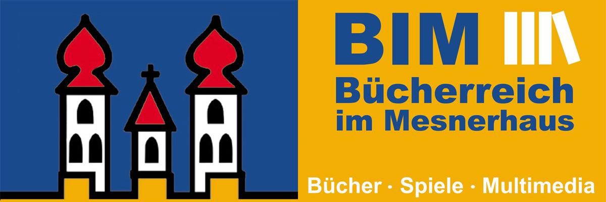 Bücherreich im Mesnerhaus - BIM