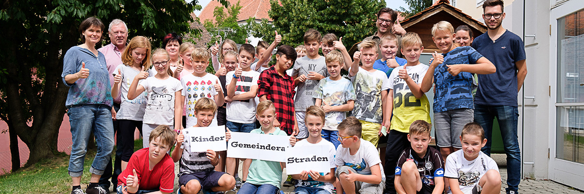 Kindergemeinderat // Jugendrat