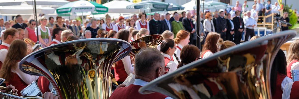 Blasmusik in Straden