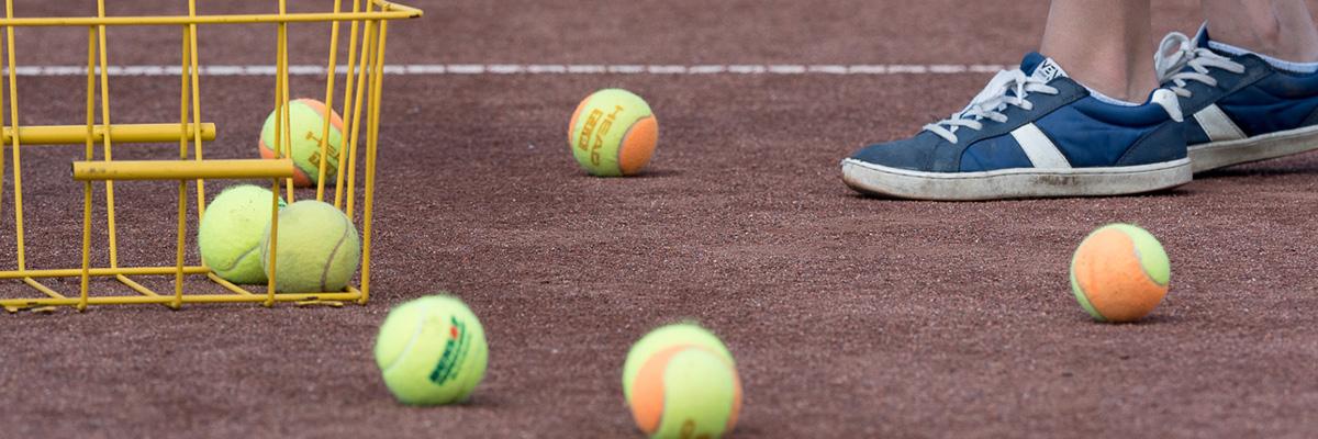 Tennis // Tennisplätze